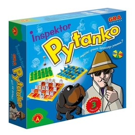 Alexsander Inspektor Pytanko gra dla Całej Rodziny