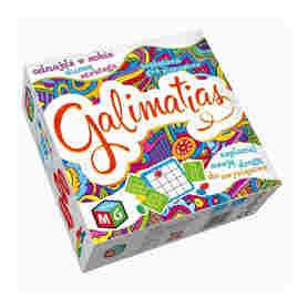 GALIMATIAS - Gra Rodzinna