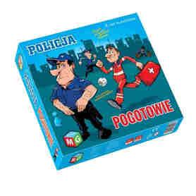 Gra Policjant Pogotowie dla Całej Rodzinny