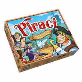 Piraci Gra Dla Całej Rodzinny
