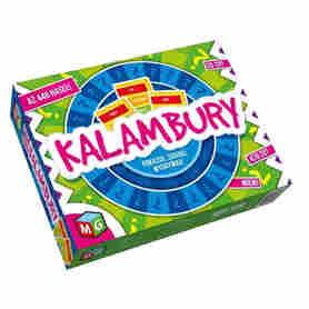 Klasyczna Gra Planszowa w Kalambury
