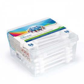 Pudełko z Patyczkami bezpiecznymi dla dziecka w pudełku