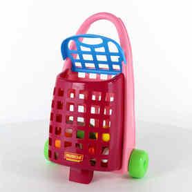 Polesie Wózek zakupowy Koszyk