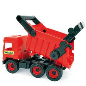 Wader 32111 Middle Truck Wywrotka czerwona