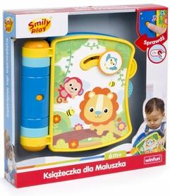 Smily Play Interaktywna Książeczka dla Maluszka PL