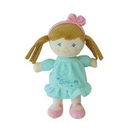 Miękka lalka szmzciznka przytulanka
