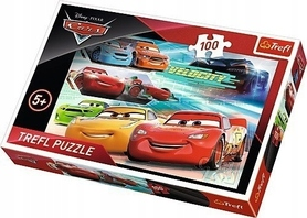 TREFL PUZZLE 100 CARS 3 BOHATEROWIE WYŚCIGU