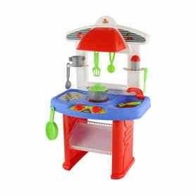 Kuchnia dla dziecka z akcesoriami Polesie Zabawki