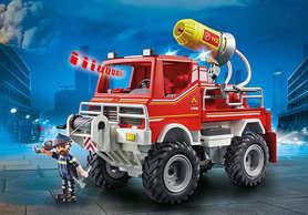 Playmobil 9466 Terenowy Wóż Strażacki