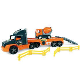 Wader 36750 Super Truck laweta z Betoniarką