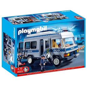 Playmobil 4023 Furgonetka Policyjna City Action