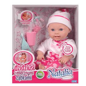 Natalia Lalka Dzidziuś z mlecznymi żąbkami