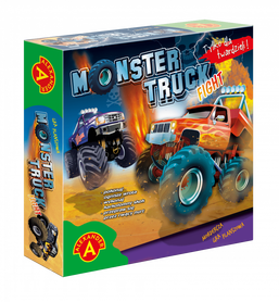ALEXANDER MONSTER TRUCK FIGHT