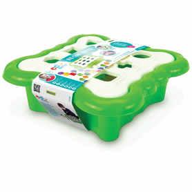 Wader zabawka Sorter zielony z kolockami