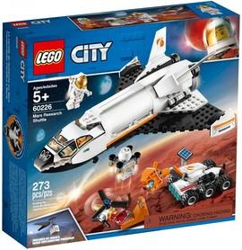 Lego City 60226 Wyprawa Badawcza na Marsa