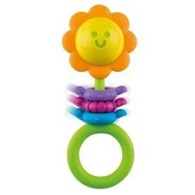 SMILY PLAY  Grzechotka Gryzak Kwiatek