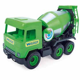 Wader 32104 Middle Truck Betoniarka zielona