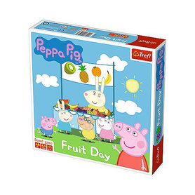 TREFL GRA ŚWINKA PEPPA FRUIT DAY