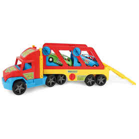 Wader 36640 Super Truck z Autkami