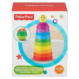 Fisher-Price W4472 Okrągłe kubeczki