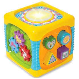 SMILY Play Interaktywna Kostka Edukacyjna Centrum Zabaw