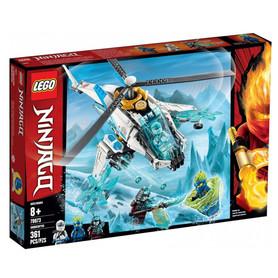 Lego Ninjago 70673 Szurokopter Helikopter REKLAMA TV