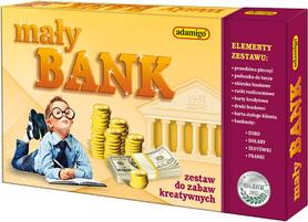 ADAMINGO MAŁY BANK GRA EDUKACYJNA