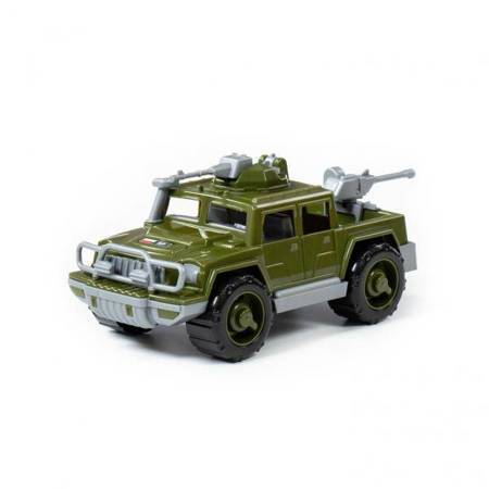 Polesie 79183 Samochód Wojskowy Zwiadowca (1)