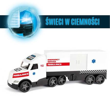 Wader 36210 Magic Truck ACTION - Ambulans (1)
