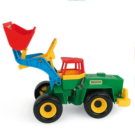 Wader Zabawka Ładowarka Spych dla dziecka