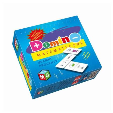 Multigra Domino Matematyczne Nauka przez Zabawę (1)
