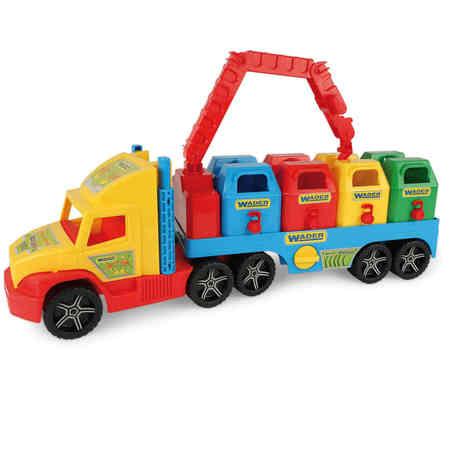 Wader 36530 Super Truck Śmieciarka