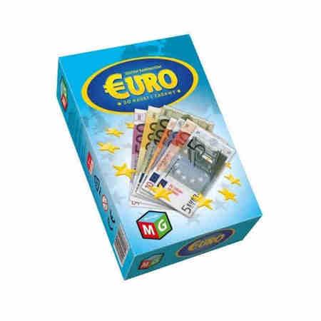 Pieniądze Euro do nauki