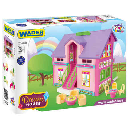 Wader 25400 Domek dla lalek (1)