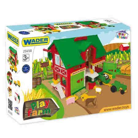 Wader Farma Dla dzieci w pudełku