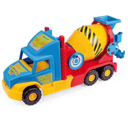 Wader Super Truck Krótka Betoniarka