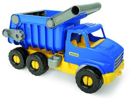 City Truck Wywrotka Niebieska (1)