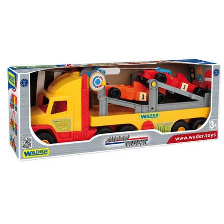 Wader 36620 Super Truck z Formułą F1