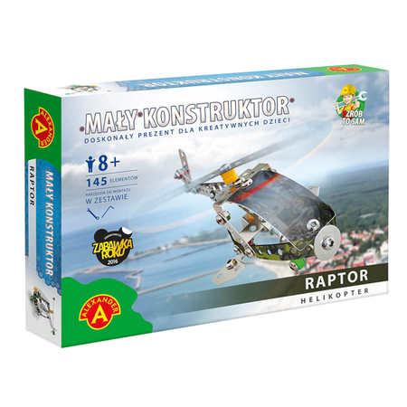 A1102 Mały Konstruktor Helikopter 145el (1)