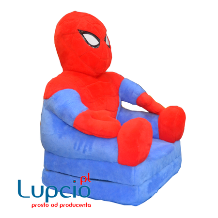 Fotelik dla Chłopca Spider Man