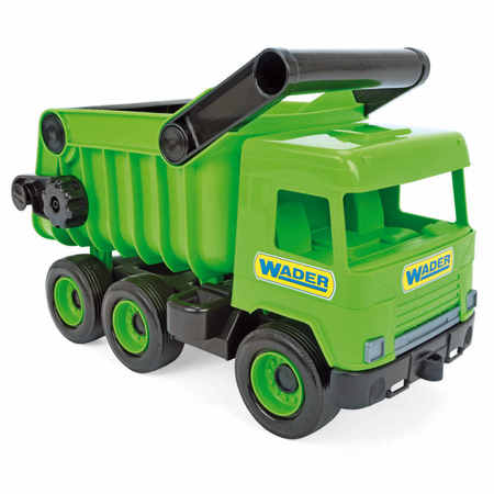 Wader 32101 Middle Truck Wywrotka zielona