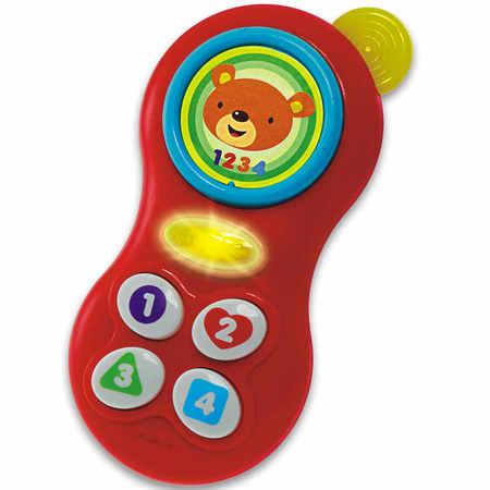 smily play telefon zabawka interaktywna