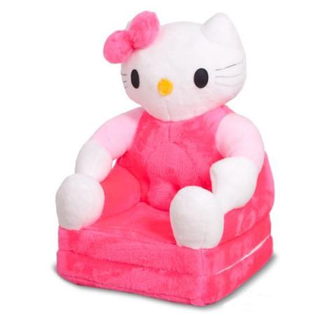 Pluszowy Fotelik dla dziecka Helo Kity