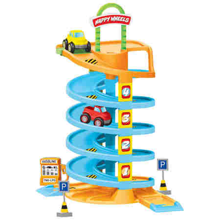 Wader 50150 Garage Twister set Garaż Spirala