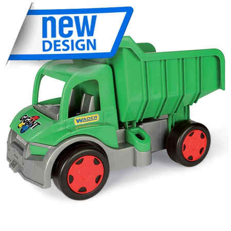 Zielona Ciężarówka Gigant firmy Wader New Design