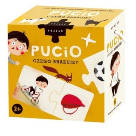 Pucio Puzzle dla Najmłodszych Czego Brakuje? (1)