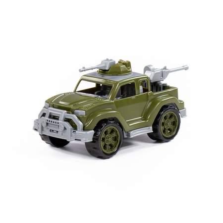 Polesie 83616 Samochód Jepp Wojsko Legionista (1)