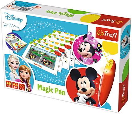 Trefl 01606 Gra Edukacyjna Magic Pen Polska (1)