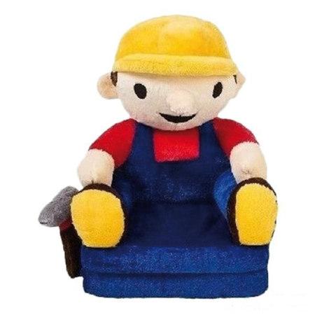 Bob Budowniczy fotelik dla dzicka Pluszowy