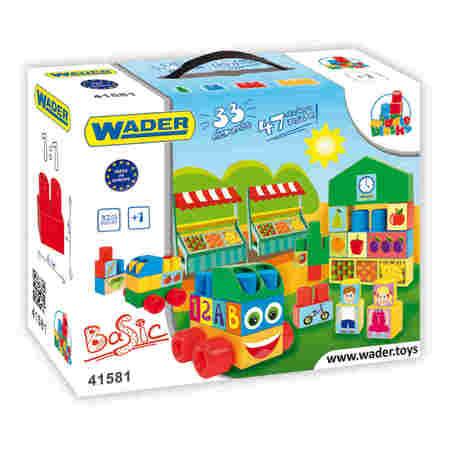 Wader 41581 Klocki Middle Block 33el. (1)